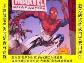 二手書博民逛書店You罕見Can Draw Marvel Characters