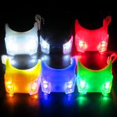 2組 山地自行車燈 第六代青蛙燈 騎行尾燈 警示燈 死飛車的單車燈裝備配件  快速出貨
