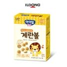 韓國 ILDONG 日東 藜麥小饅頭60g-雞蛋口味[衛立兒生活館]