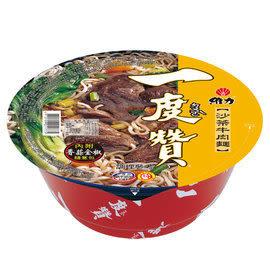 維力一度贊沙茶牛肉麵(12碗/箱)【合迷雅好物超級商城】