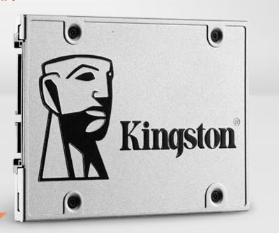 金士頓 UV400 120GB 2.5吋 SATA-3 固態硬碟 (單碟包裝)