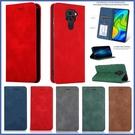 小米 紅米Note9 紅米Note9 Pro ZD商務皮套 手機皮套 插卡 支架 磁吸 掀蓋殼