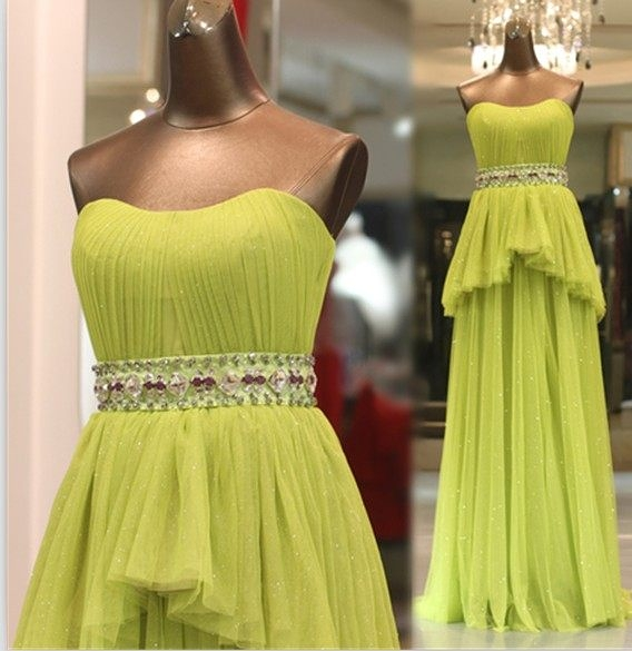 (45 Design) 訂做款式7天到貨 晚會禮服伴娘裙  新款抹胸外短里長晚禮服