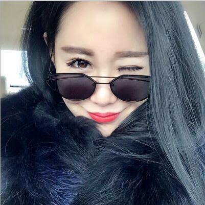 新款太陽鏡 潮人個性墨鏡 韓版太陽眼 時尚男女士太陽鏡爆款