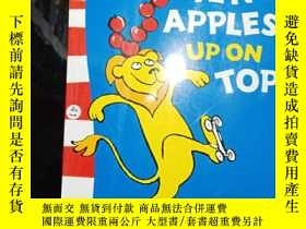 二手書博民逛書店Ten罕見Apples Up on Top..Y12498 Dr