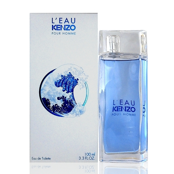 Kenzo Pour Homme 風之戀淡香水 100ml