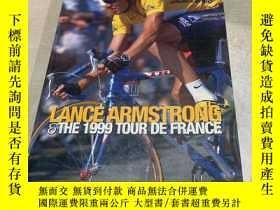 二手書博民逛書店LANCE罕見ARMSTRONG THE 1999 TOUR D