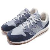 New Balance 復古慢跑鞋 520 NB 藍 深藍 麂皮 膠底 運動鞋 女鞋【PUMP306】 WL520TIB