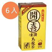 開喜 凍頂烏龍茶-有糖 300ml (6入)/組