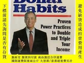 二手書博民逛書店Million罕見Dollar Habits: Proven P