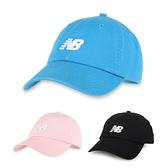 NEW BALANCE 棒球帽(遮陽 防曬 鴨舌帽 棒球 NB 帽子 免運 ≡排汗專家≡