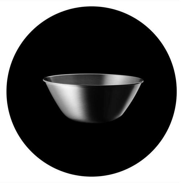 日本 Sori Yanagi Stainless Steel Bowl 柳宗理 不鏽鋼調理盆系列 圓形調理盆(圓直徑 19 cm)