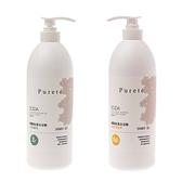 (組)Purete碳酸沐浴精檸檬馬鞭草x1+綠茶x1