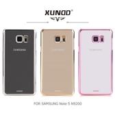 【現貨】XUNDD Samsung Galaxy Note 5 N9200/N9208 爵士電鍍保護殼 保護套