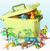 兒童恐龍玩具仿真動物大號霸王龍模型 cf