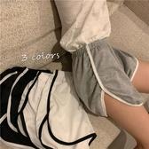 運動短褲 夏季韓版2020新款高腰顯瘦防走光打底運動短褲休閒褲外穿褲子女裝 嬡孕哺