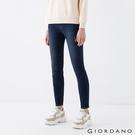 【GIORDANO】 女裝超彈力窄管牛仔褲 - 61 中藍