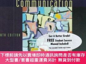 二手書博民逛書店Understanding罕見Human Communication, Ninth Edition And The
