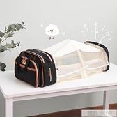 新款媽咪包床手提可拆卸折疊床母嬰包休閒大容量嬰兒床媽咪包 夏季新品