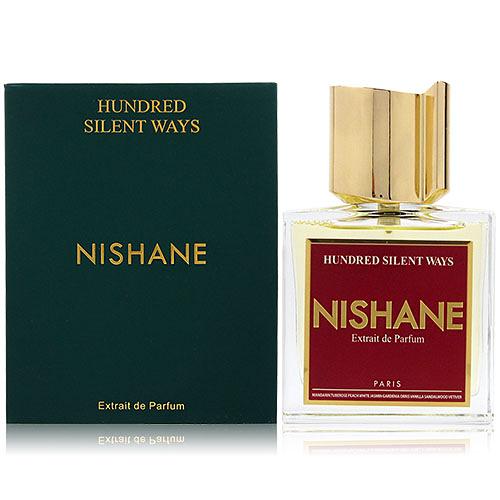 Nishane 妮姍 Hundred Silent Ways Extrait De Parfume 沉默不語香精 50ml [QEM-girl]