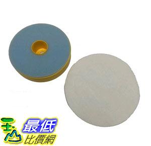 [104美國直購] 戴森 Secondary Filter With Lid Pad Designed to Fit Dyson DC07 USAFIL278