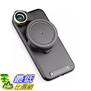 [106美國直購] Ztylus 850104007074 iPhone 7 (4.7吋) 鏡頭組手機殼保護殼 4in1 Revolver Lens Smartphone Camera Kit
