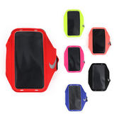 NIKE 輕量手機萬用臂包(慢跑 路跑 手機包 5.7吋螢幕適用≡體院≡