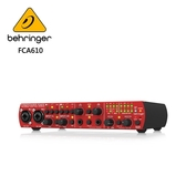 BEHRINGER FCA610 錄音介面 (FireWire / USB音頻/ MIDI接口)