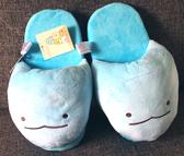 【卡漫城】 蜥蜴 絨毛 拖鞋 27cm ㊣版 角落生物 小夥伴 Sumikko 保暖 舒適 室內拖鞋 室內鞋 毛拖