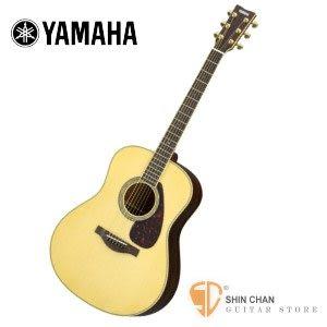 【山葉可插電民謠單板吉他】【YAMAHA LL6 ARE】【另贈好禮】 【電木吉他/ LL6ARE 】