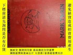 二手書博民逛書店THE罕見INNOCENTS ABROAD(1911年印刷)Y9