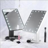 歐式公主觸屏LED化妝鏡 梳妝鏡
