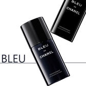 CHANEL 香奈兒    藍色男性身體香氛噴式體香劑100ml [ IRiS 愛戀詩 ]