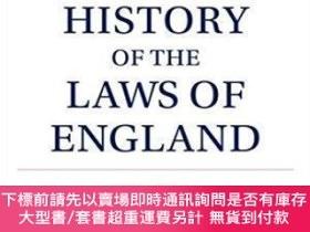 二手書博民逛書店The罕見Oxford History Of The Laws Of England Volume IiY46
