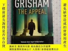 二手書博民逛書店16開英文原版罕見The AppealY281995 John Grisham Century 出版200