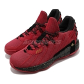 adidas 籃球鞋 Dame 7 GCA 紅 黑 男鞋 Lillard 里拉德 中國 新年 運動鞋 【ACS】 FY3442