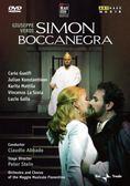 【正版全新DVD清倉 4.5折】【ArtHaus】SIMON BOCCANEGRA Giuseppe Verdi(DVD)
