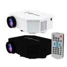 『時尚監控館』 投影機 IS愛思 附遙控器130吋微型投影機 P-030 攜帶方便 HDMI輸入 隨身碟播放