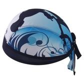 自行車頭巾 抗紫外線-望岳海剪影設計男女單車運動頭巾73fo49【時尚巴黎】