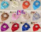 來福,k577絲巾純色絲巾餐飲空姐圍巾絲巾領巾,售價150元