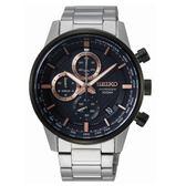 SEIKO CS即刻準確時尚計時腕錶/SSB331P1/8T67-00G0K