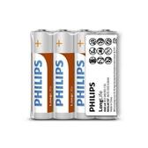 PHILIPS 碳鋅4號電池4入(熱縮)