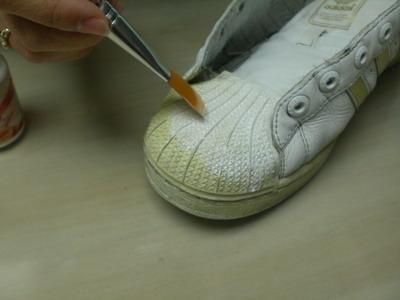 洗鞋一NIKE鞋染色一鞋頭染色一超級白染色一橡膠漆一運動鞋染色一鞋子染色劑一愛迪達染色劑