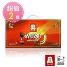 【正官庄】活蔘28D禮盒(100mlx8瓶1盒)x2盒 共16瓶 到期日2021年12月02日止
