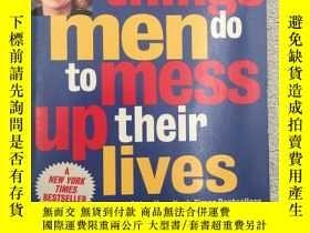二手書博民逛書店Ten罕見Stupid Things Men Do to Mes