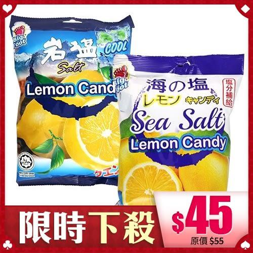 BF 薄荷岩鹽檸檬糖138g/海鹽檸檬糖150g【BG Shop】2款可選