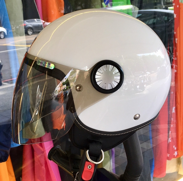 ASTONE安全帽,AJ(228),素色/白