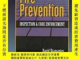 二手書博民逛書店Fire罕見Prevention: Inspection & Code Enforcement-防火:檢查和規範執