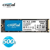 Micron Crucial P2 500GB ( PCIe M.2 ) SSD