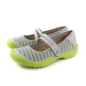 Kimo 娃娃鞋 灰色 針織 女鞋 KAISF073232 no830